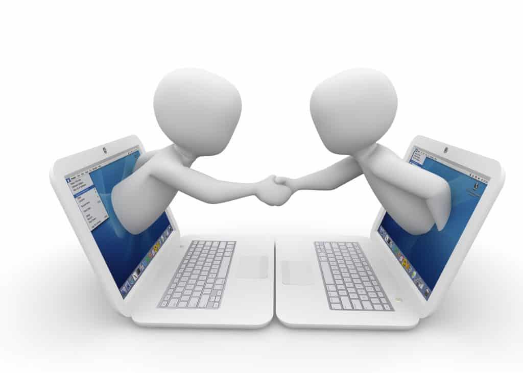 Zawieranie umów przez internet